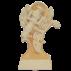 Trophée Pierre du Gard 1528 Pêche Moulinet 26 cm