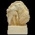 Trophée Pierre du Gard 1685 Chien de chasse 23 cm