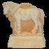 Trophée Pierre du Gard 1735 Cheval de Trait 22 cm
