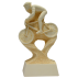 Trophée Pierre du Gard 1605 VTT 24 cm
