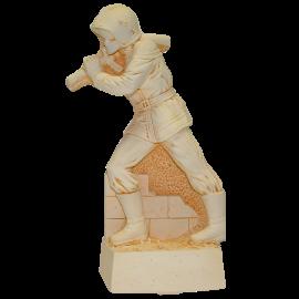 Trophée Pierre du Gard 1799 Pompier-Lance incendie 33 cm