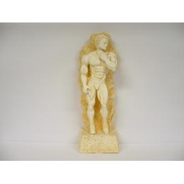 Trophée Pierre du Gard 1932 Culturisme Homme 39 cm