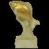 Trophée Pierre du Gard 1541BR Carpe Bronze doré 23 cm