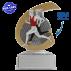 """Trophée résine FG 1600 """"Memory Line"""" 10 cm - Top Prix"""