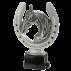 Trophée résine FG1636 Cheval / Equitation (3 tailles)