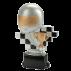 Trophée résine Sports mécaniques FG1639 (3 tailles)