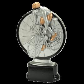 Trophée résine Cyclisme FG1641 (4 tailles)