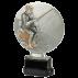 Trophée résine Pêcheur FG1635 (3 tailles)