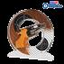 Trophée Acryglass ACTW0200M22 Tir au pistolet (3 tailles)