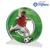 Trophée Acryglass ACTW0200M26 Football (3 tailles)