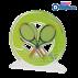 Trophée Acryglass ACTW0200M28 Tennis  (3 tailles)