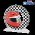 Trophée Acryglass ACTW0200M15 Sports Mécaniques 1  (3 tailles)