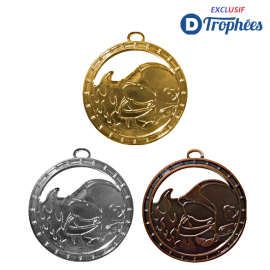 Médaille MDS0020