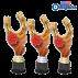 Trophée ACTC0024 Equitation 1 (3 tailles)