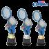 Trophée ACTC0002 Badminton (3 tailles)