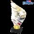 Trophée Acryglass AKEA0001M7 Badminton