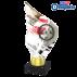 Trophée Acryglass AKEA0001M13 Sports Mécaniques