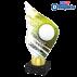 Trophée Acryglass AKEA0001M4 Golf