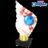 Trophée Acryglass AKEA0001M9 Bowling