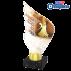 Trophée Acryglass AKEA0001M25 Danse