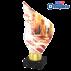 Trophée Acryglass AKEA0001M24 Echecs