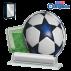 Trophée Acryglass ACTS0200M7 Football