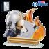 Trophée Acryglass ACTS0200M9 Pompier