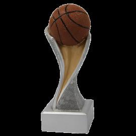 Trophée résine Basket-Ball FG1716 (3 tailles)