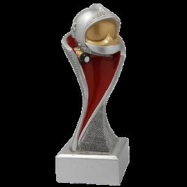 Trophée résine Pompier / Soldat du Feu FG1723 (3 tailles)