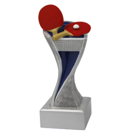 Trophée résine Ping-Pong FG1714 (3 tailles)