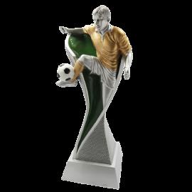 Trophée résine Football  FG1728 (H.40 cm)