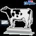 Trophée Acryglass ACTS0200M25 Vache