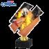 Trophée Acryglass ACZM20 Badminton