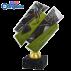 Trophée Acryglass ACZM20 Pompier
