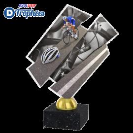 Trophée Acryglass ACZM17 Cyclisme