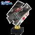 Trophée Acryglass ACZM32 Karting