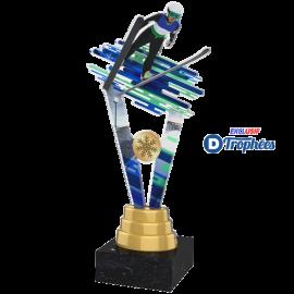 Trophée Acryglass ACUTSM5 Saut à Ski