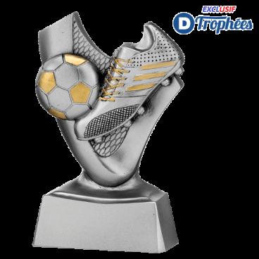 Trophée Sportif Football Chaussure/Ballon