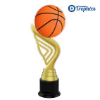 Trophée Acryglass ACTA Basket-Ball