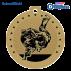 Médaille sportive Premium Ø70 Judo