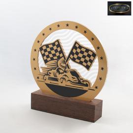 Trophée TBG7005 Karting