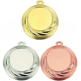 Médaille sportive Ø40 centre Ø25