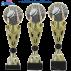 Trophée sportif Luxe A326 (3 tailles - Centre résine Ø70)