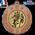 Lot de 50 médailles MDF.01.80