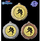 Médaille sportive Ø70 centre Ø50