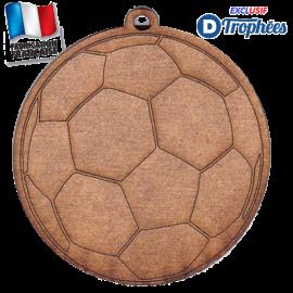 Médaille Football MDF.10.50