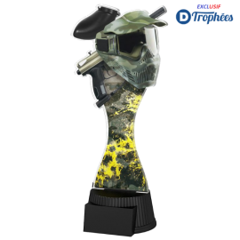 Trophée sportif ACUTC Paintball