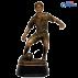 Trophée sportif en résine Foot R1399 (5 tailles)