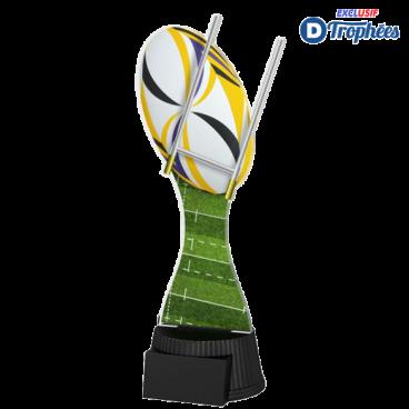 Trophée sportif ACUTC Rugby (2 tailles)