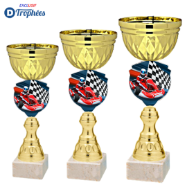 Coupe sportive Economique 8000 Karting (3 tailles)